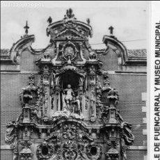 Postales: MADRID.- MUSEO MUNICIPAL, SIN CIRCULAR. FTO. HELIOTIPIA ARTISTICA, JMOLINA. Lote 112300403
