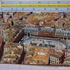 Postales: POSTAL DE MADRID. AÑO 1960. IBERIA LÍNEAS AEREAS DE ESPAÑA. PLAZA MAYOR. 354. Lote 112712615