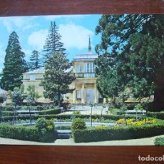 Postales: CASITA DEL PRINCIPE FACHADA EL ESCORIAL POSTAL. Lote 112848167