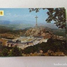 Postales: VALLE DE LOS CAIDOS. Nº 77. ESCUDO DE ORO. Lote 112898343