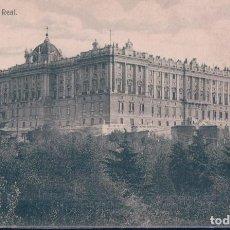 Postales: POSTAL MADRID - PALACIO REAL. Lote 112951531