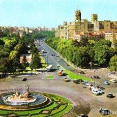 Postales: MADRID -NEPTUNO Y PASEO DEL PRADO- (LAMINOGRAF Nº 210) SIN CIRCULAR / P-2309. Lote 112992835