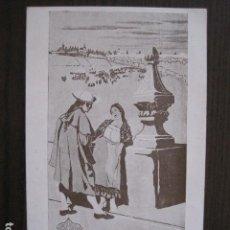 Postales: MADRID -POSTAL ANTIGUA-FIESTAS DE 1910 - VER FOTOS - (52.111). Lote 113512019