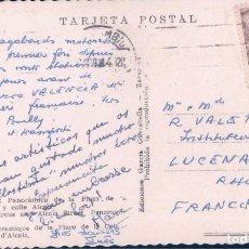 Cartes Postales: POSTAL MADRID 162 - PANORAMICA DE LA PLAZA DE CIBELES Y CALLE ALCALA - GARRABELLA - CIRCULADA. Lote 113588119