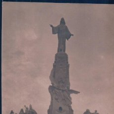 Postales: POSTAL CERRO DE LOS ANGELES - MONUMENTO DEL SAGRADO CORAZON - CIRCULADA - FOTOGRAFICA - GETAFE. Lote 113777199