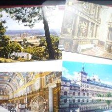 Postales: LOTE POSTALES EL ESCORIAL --CM. Lote 114062695