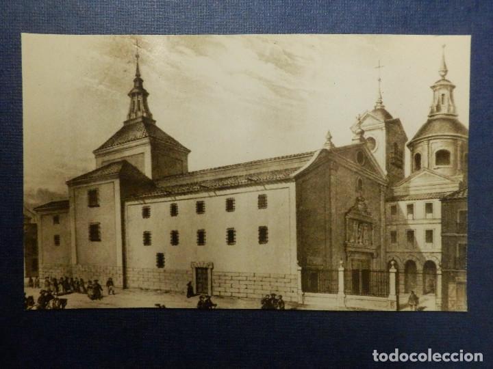 POSTAL - ESPAÑA - MADRID - CONVENTO SOLEDAD O VICTORIA - M. PALOMEQUE - SIN CIRCULAR (Postales - España - Comunidad de Madrid Antigua (hasta 1939))