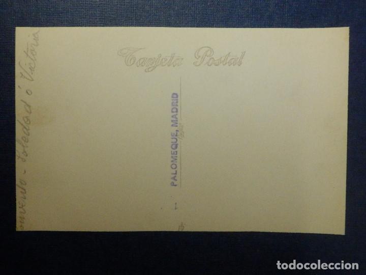 Postales: POSTAL - ESPAÑA - MADRID - CONVENTO Soledad o Victoria - M. PALOMEQUE - SIN CIRCULAR - Foto 2 - 114225159
