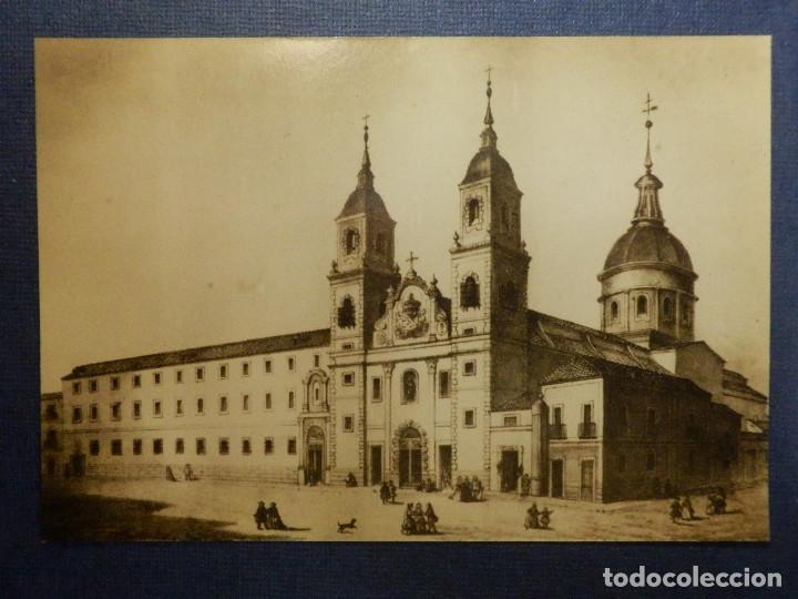 POSTAL - ESPAÑA - MADRID - SIN DETERMINAR POR EL MOMENTO - M. PALOMEQUE - SIN CIRCULAR (Postales - España - Comunidad de Madrid Antigua (hasta 1939))