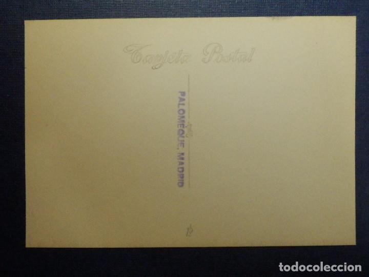 Postales: POSTAL - ESPAÑA - MADRID - Sin determinar por el momento - M. PALOMEQUE - SIN CIRCULAR - Foto 2 - 114225755