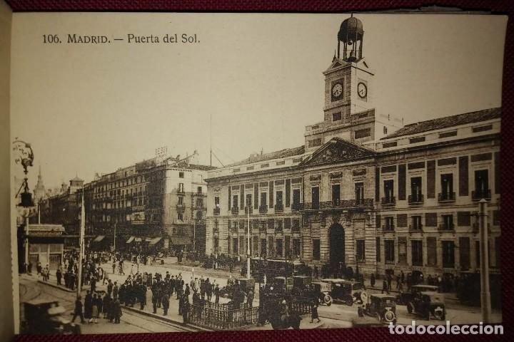 Postales: Bloc postal madrid (octava serie) 15 postales - Foto 2 - 114434151