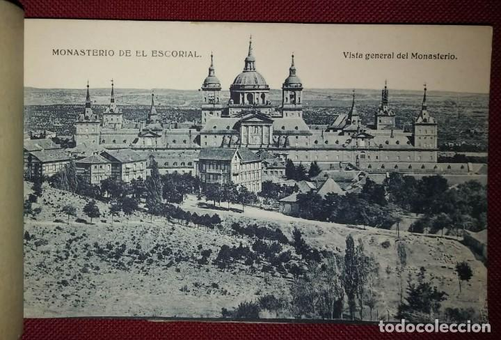 Bloc postal EL ESCORIAL (segunda serie) 20 postales - 114436123