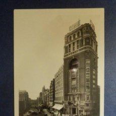 Postales: POSTAL - ESPAÑA - MADRID - 5.- PALACIO DE LA PRENSA , AVD. EDUARDO DATO - L. ROISIN - SIN CIRCULAR . Lote 114688583