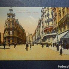 Postales: POSTAL - ESPAÑA - MADRID - 45.- AVDA. DEL CONDE PEÑALVER - L. ROISIN - SIN CIRCULAR. Lote 114691747