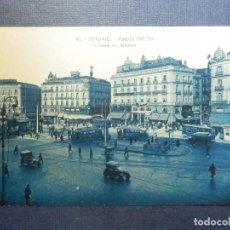 Postales: POSTAL - ESPAÑA - MADRID - 41.- PUERTA DEL SOL - FOT. L. ROISIN - SIN CIRCULAR. Lote 114697267