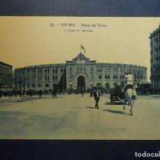 Postales: POSTAL - ESPAÑA - MADRID - 20.- PLAZA DE TOROS - FOT. L. ROISIN - SIN CIRCULAR. Lote 114697931