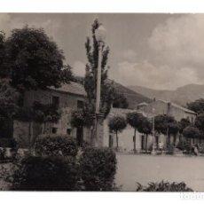 Postales: NAVACERRADA. MADRID.- FOTO CUADRADO .-1964. Lote 114809375
