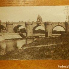 Postales: POSTAL - ESPAÑA - MADRID - 121.- PUENTE DE TOLEDO - GRAFOS - SIN CIRCULAR. Lote 115087807