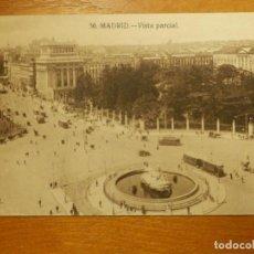 Postales: POSTAL - ESPAÑA - MADRID - 36.- VISTA PARCIAL CIBELES - GRAFOS - SIN CIRCULAR. Lote 115103355