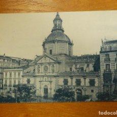 Postales: POSTAL - ESPAÑA - MADRID - 163.- CALLE ALCALÁ, IGLESIA DE LAS CALATRAVAS - GRAFOS - SIN CIRCULAR -. Lote 115121207
