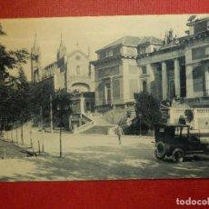 Postales: POSTAL - ESPAÑA - MADRID - 73.- MUSEO DEL PRADO - GRAFOS -SIN CIRCULAR. Lote 115424171