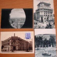 Postales: POSTALES MADRID . Lote 115586947