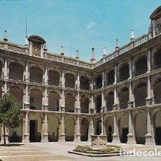 Postales: ALCALA DE HENARES (MADRID) 3- PATIO DE LA UNIVERSIDAD AÑO 1965 ED:DOMINGUEZ, ESCRITA (544). Lote 115620783