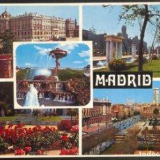 Postales: 236 - RECUERDO DE MADRID.. Lote 115665343