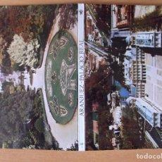 Postales: MADRID-V4-POSTALES EN ACORDEON 12-150X100MM-ARANJUEZ-PALACIO REAL-DLB.36828-XV-ED.P.NACIONAL-E.ORO. Lote 115870967