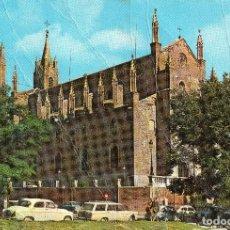 Postales: MADRID IGLESIA DE LOS JERONIMOS SIN CIRCULAR. Lote 115907203