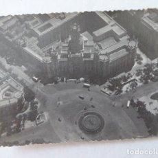 Postales: MADRID AEREA. Nº 15. PLAZA DE CIBELES. GARRABELLA. ESCRITA.. Lote 116077667