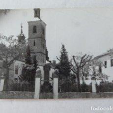 Postales: VALDEMORO. MADRID. LABORATORIOS FOTOGRAFICOS ALBERTO. ESCRITA.. Lote 116078991