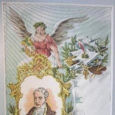 Postales: POSTAL MANUEL JOSE QUINTANA ( MADRID ). Lote 116153495