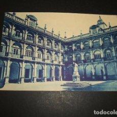 Postales: ALCALÁ DE HENARES MADRID UNIVERSIDAD PATIO DE PRINCIPAL. Lote 116205403