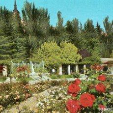Postales: MADRID PARQUE DEL OESTE LA ROSALEDA. Lote 116466987