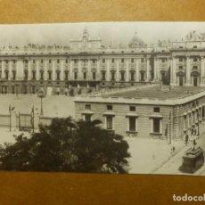 Postales: POSTAL - ESPAÑA - MADRID -PALACIO REAL - EDITOR SIN DETERMINAR -. Lote 116500315