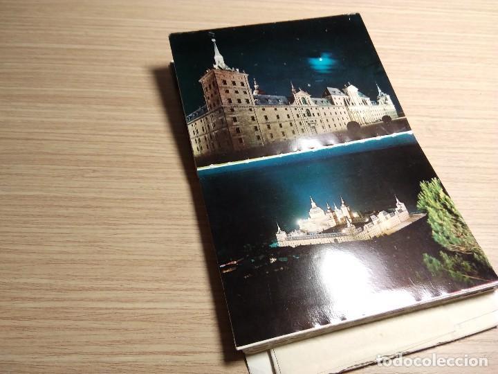 Postales: EL ESCORIAL. ALBUM ACORDEON 22 POSTALES ANTIGUAS - Foto 2 - 116833847