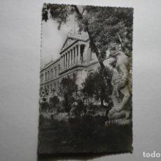 Postales: POSTAL MADRID BIBLIOTECA NACIONAL CM. Lote 117207951