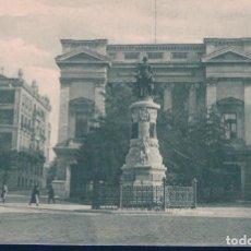 Postais: POSTAL MADRID 39 - ESTATUA DE MARIA CRISTINA Y MUSEO DE REPRODUCCIONES - GRAFOS. Lote 117606699