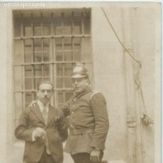 Postales: MADRID - BOMBEROS DE MADRID - FOTOGRAFICA. Lote 118010103