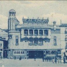 Postales: MADRID - CINE REAL CINEMA EN LA PLAZA DE OPERA. Lote 118009195