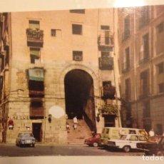 Postales: MADRID : MADRID Nº506 ARCO DE CUCHILLEROS.EDICIONES EDIFEX MADRID.CIRCULADA. Lote 118403299