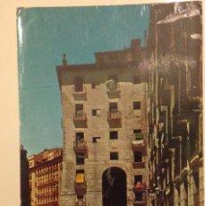 Postales: MADRID.ARCO DE CUCHILLEROS .1962. CIRCULADA. Lote 118403475