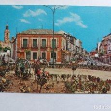 Postales: TARJETA POSTALES - ESPAÑA - MADRID - GETAFE - VISTA PARCIAL. Lote 118640175