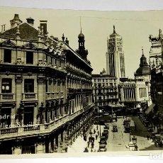 Postales: ANTIGUA POSTAL - 36. MADRID, CALLE DE SEVILLA / RAPIDE. Lote 118705999