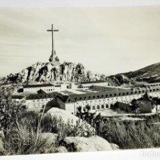 Postales: ANTIGUA POSTAL - 6. SANTA CRUZ DEL VALLE DE LOS CAÍDOS, LA CRUZ, PARTE POSTERIOR. Lote 118710191