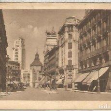 Postales: MADRID CALLE SEVILLA ESCRITA. Lote 118721519