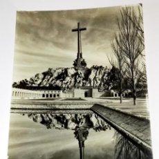 Postales: ANTIGUA POSTAL - 13. CUELGAMUROS, MONUMENTO NACIONAL DEL VALLE DE LOS CAÍDOS, LA CRUZ. Lote 118721891