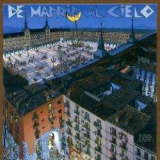 Postales: POSTAL DE MADRID AL CIELO. Lote 118723767