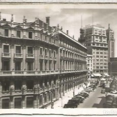 Postales: MADRID CALLE SEVILLA ESCRITA. Lote 118725523